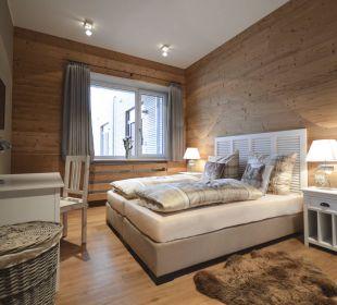 Appartement 3 - Schlafzimmer Stadt Chalet