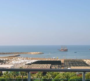 Ausblick vom Balkon Zi 4719