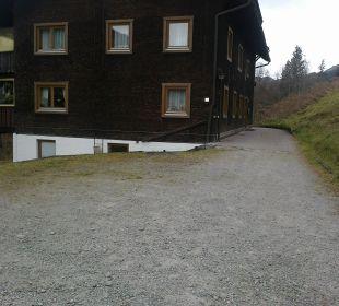 Fremdes Haus Hotel Bellevue