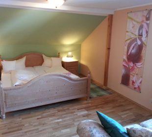 "Schlafzimmer Fewo ""Imberger Horn"" Naturgesund Haus Viktoria"