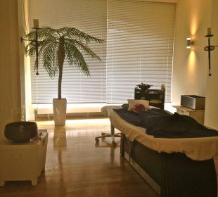 Wellnessbereich des Strandhotels Strandhotel Kurhaus Juist
