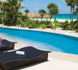 Pool & Beach Secrets Maroma Beach Riviera Cancun