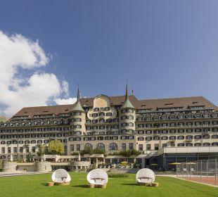 Garten Hotel Suvretta House