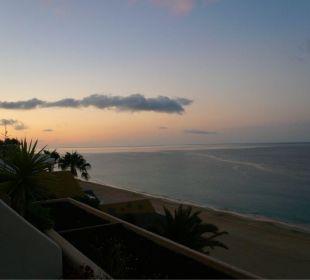 Sonnenaufgang Hotel Rocamar Beach