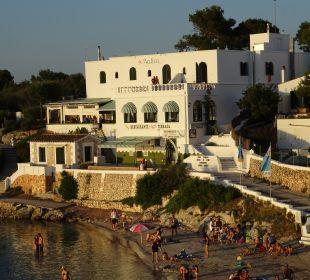 Außenansicht Hotel Poseidon Bahia