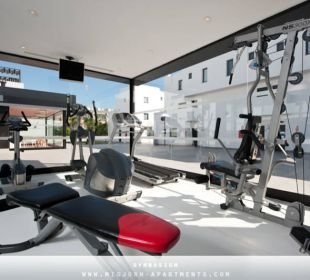 Gym SENTIDO Migjorn Ibiza Suites & Spa