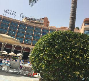 Außenansicht MUR Hotel Faro Jandia & Spa Fuerteventura