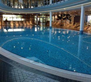 Schöner großer Innenpool Hotel centrovital