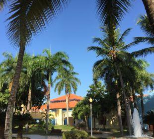 Gartenanlage IBEROSTAR Hotel Hacienda Dominicus