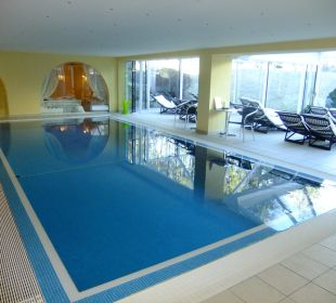 Schwimmbad  incl. Wellnessbereich Kaysers Tirolresort