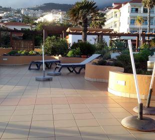 Terrasse  Galo Resort Galosol