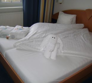 Schlafzimmer Kinderhotel SEMI