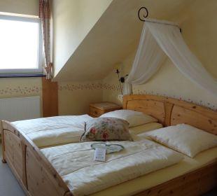 Unser Zimmer im 3 Stock Landgasthaus Blücher