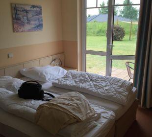 Schlafzimmer Eltern Haus Nr. 40 Seepark Auenhain