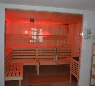 Neue große Sauna Sonnenhotel Eichenbühl