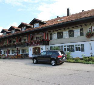 Vorderansicht  Hotel Mühlenhof