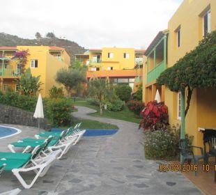 Schöner Garten Apartamentos La Caleta