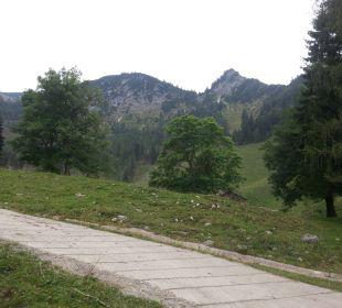 Ausblick Berggasthof Rosengasse
