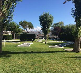 Minigolfanlage Hotel Astoria Playa Adults Only