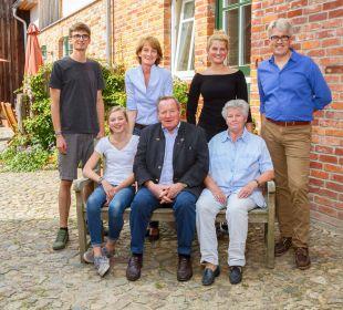 Gastgeberfamilie Averbeck-Pennington Familotel Landhaus Averbeck