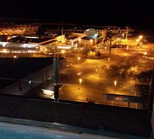 Pool auf Dachterasse Hotel Barcelona Princess