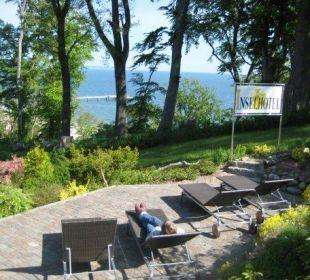 Kl. Sonnenterrasse Inselhotel Rügen B&B