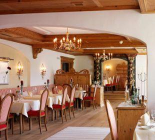 Speiseraum Romantik Hotel Die Krone von Lech