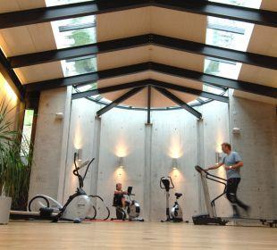 Fitness-Raum Hotel Zentrum Ländli