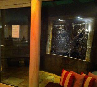 SPA-Bereich mit Solegrotte Romantischer Winkel SPA & Wellness Resort