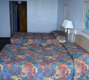 Zimmer mit 2 Queensize Betten Nautilus, a SIXTY Hotel
