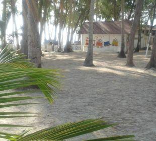 Strand mit Kinderclub Hotel Vista Sol Punta Cana