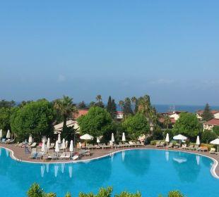 Von Hotel Hauptgebäude Hotel Horus Paradise Luxury Club
