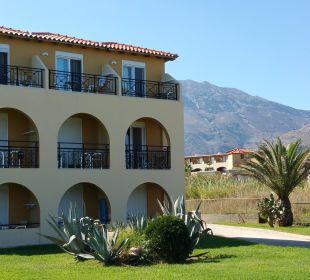 Zimmer mit Meerblick Vantaris Beach Hotel