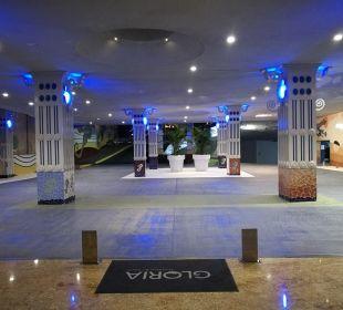 Lobby Gloria Palace Amadores Thalasso & Hotel