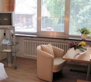 Einzelzimmer Standard Hotel Haus Litzbrück