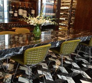 Reservado del restaurante. Hotel Icon