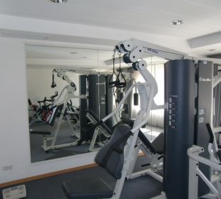 Fitnessraum Hotel Taubers Unterwirt