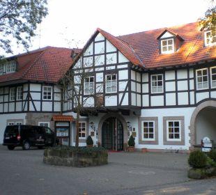 Eingang Burghotel Hardenberg Hardenberg BurgHotel