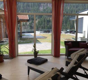 Ruheraum im Parterre Alpin Life Resort Lürzerhof