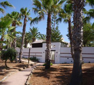 Gartenumzäunung  Fuerte Conil & Costa Luz Resort