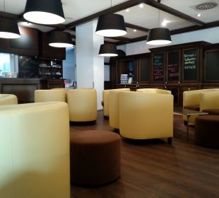Bar & Lounge Hotel Zleep Hamburg City