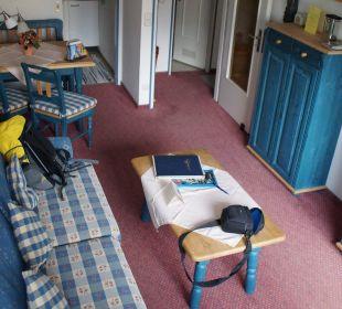 Wohnzimmer Die Gams Hotel - Resort