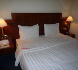 Doppelbett zur Einzelbenutzung PK Riga Hotel