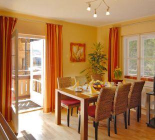 Landhaus Heimat - Fewo´s im modernen Stil Apartment Hotel Bio-Holzhaus Heimat