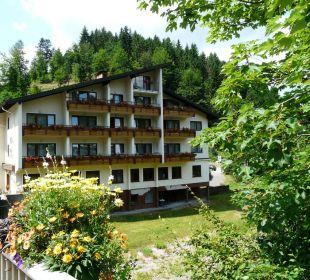 Hotel von der Murgseite Hotel Müllers Löwen