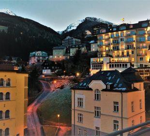 Ausblick vom Appartement 1010 aus im MondiBellevue MONDI-HOLIDAY First-Class Aparthotel Bellevue