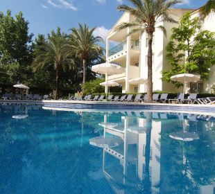 Main Pool Hotel Viva Tropic