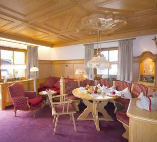 Gemütliches Wohnzimmer - Kaiserwinkl Residenz Ferienwohnungen Neumaier