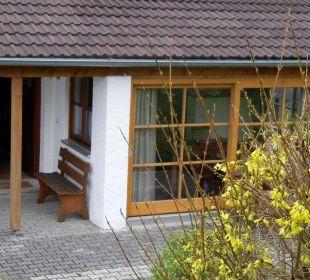 Eingang zur Wohnung Sulzbereg Oberulpointhof