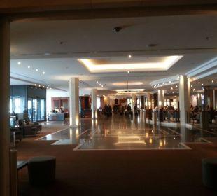 Westin München - Lobby-Bereich Westin Grand München